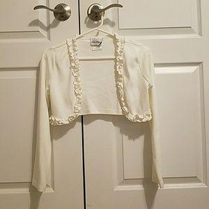 Girls size 16 sweater